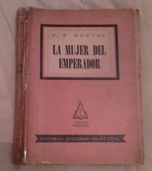 LIBRO LA MUJER DEL EMPERADOR - EDICION