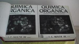 Libro Universitario Quimica Organica 2da edicion (fotocopia)