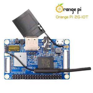 Mini Pc Orange Pi 2g Iot Wifi Bluetooth Gsm Edge Fm Arduino