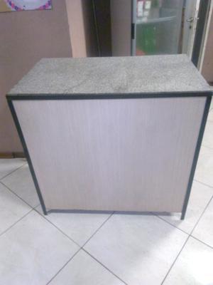 Mostrador base marmol. Refuerte