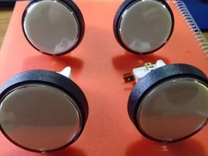 Pulsador Luminico - A01a05 Con Lampara O Led