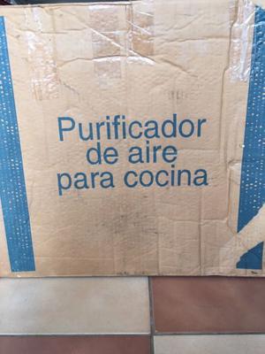 Purificador de aire para cocina. NUEVO