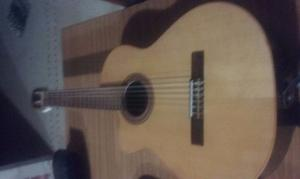 Vendo guitarra Fonseca zurdo
