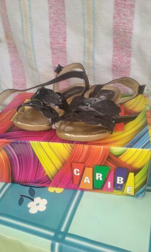 Vendo sandalias de nena usadas