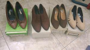 Zapatos nuevos en caja