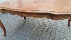 mesa antigua colonial luis xv muebles antiguos
