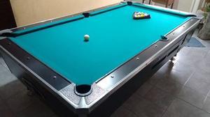 mesa de pool y metegol