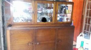 modular vitrina antiguo