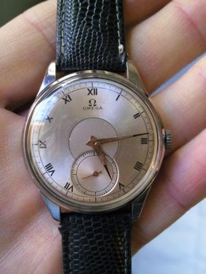 10784a4637bc Reloj antiguo pulsera omega impecable unico en argentina!!!