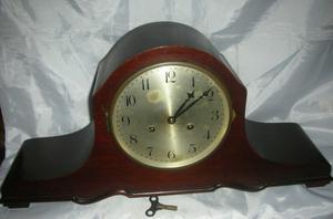 Reloj de mesa junghans 8 puntas carrillon posot class - Relojes antiguos de mesa ...