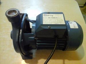 Bomba De Agua Motor Arg 1hp Poco Uso