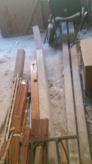 Columnas de cemento para alambrado