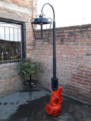 Farolas para jardin de 1 solo farol piletas posot class - Farol solar para jardin ...