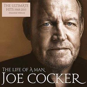 Joe Cocker Life Of A Man: Ultimate Hits 2 Vinilos Nuevos Imp