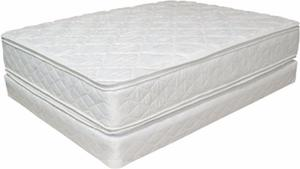 Juego Colchón Y Sommier 32 Doble Pillow Top Hotsale