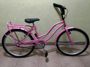 Liquido Bicicleta Barbie Rodado 24. Impecable!