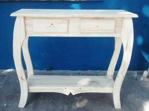 Mesa con patas provenzal