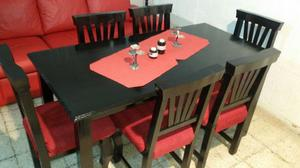 Mesa mas sillas nuevas envio gratis !!