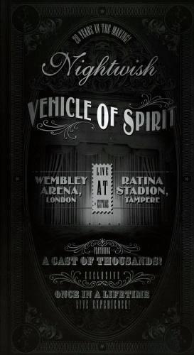 Nightwish Vehicle Of Spirit 2 Blu-ray Europeos Nuevos