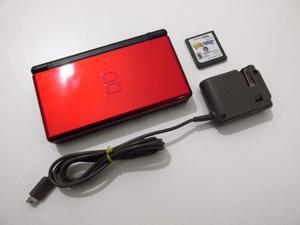Nintendo Ds Lite + Juego. Compatible Con Juegos Gba