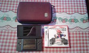 Nintendo Ds Lite + Juego Usada(vendo O Permuto)leer