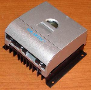 Regulador De Carga Controladora Solartec Scv 48v 20 Amp