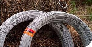 Rollo de alambre fortin  por mil metros
