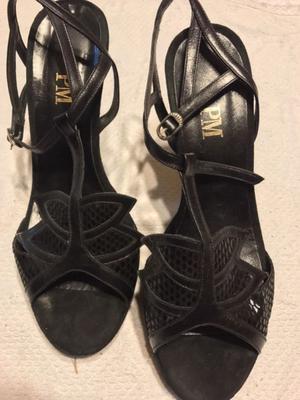 Sandalias de CUERO - Número: 38