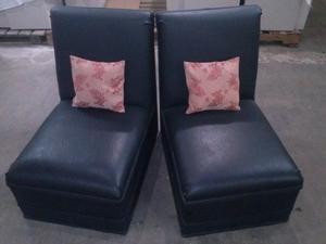 Vendo 2 sillones de un cuerpo, excelente calidad de