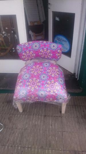 Vendo silletas nuevas