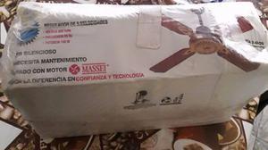 Vendo ventilador de techo