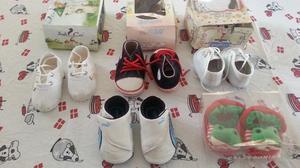 Zapatos Bebe Nuevos con Caja