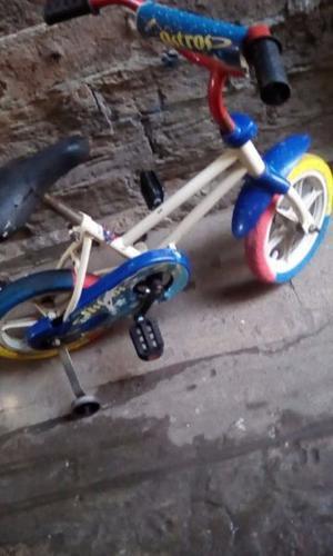 bicicleta para ñiños rodado 12