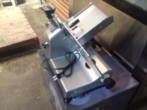 cortadora de fiambres nueva fineschi 250 acero inoxidable