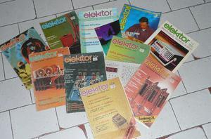 revistas elektor antiguas