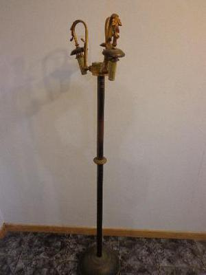 vendo lampara antigua
