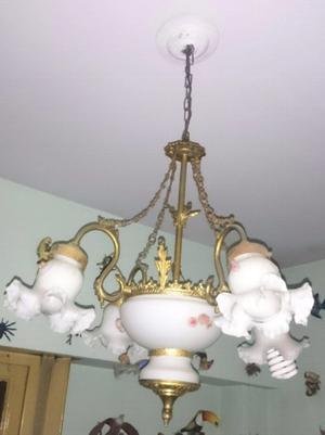 Araña Lámpara Colgante antigua