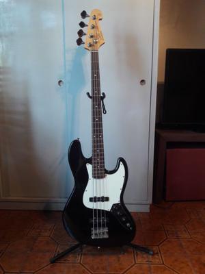 Bajo sx jazz bass con amplificador ross 15w