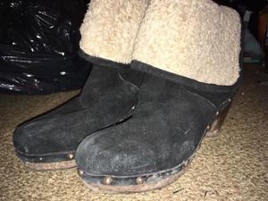 Botas de abrigo talle 38