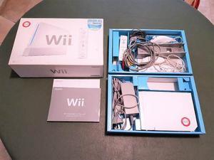 Consola Nintendo Wii Sport Original Flasheada + Accesorios