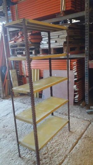 Vendo Estanterias Metalicas Usadas.Estanterias Mecanicas Usadas Posot Class