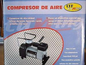 Mini Compresor de aire para viaje