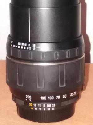 Tele TAMRON AF  mm Super II Macro Japan