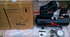 Vendo compresor de aire 2.5 HP 50 Litros