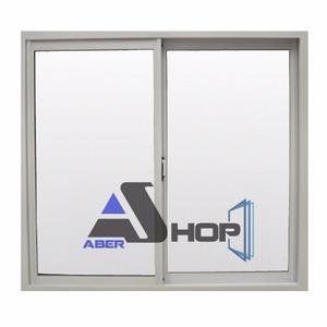 Ventana Aluminio 120x110 V/entero Oferta Abershop