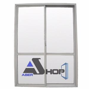 Ventana Aluminio 200x200 Balcon Herrero Ve Abershop