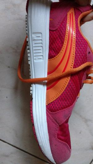 Zapatillas de mujer talle 36 usada buen estado