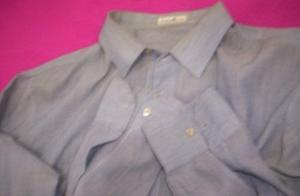 camisa hombre+cuello 42manga larga+$200 muy poco uso
