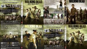 llevate en un pendrive 1,2,3 temporada the walking dead