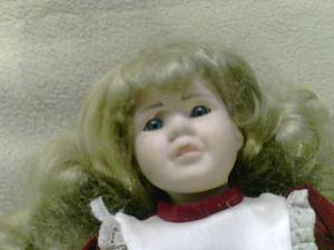 muñecas de porcelana de 45 cm